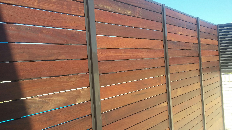 Vallas de madera j17decoraciones - Valla de madera ...