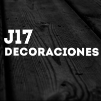 "J17""decoraciones YOU TUBE"